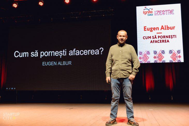 """Ignite Cahul: iZestre"": 9 speakeri au inspirat tinerii și antreprenorii din regiunea de sud"