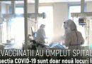 Situaţia epidemiologică este critică la Cahul, iar în secţia Terapie Intensivă se dă o adevărată loterie a paturilor /VIDEO
